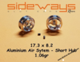 Aluminium-Air-Short-hub-velgen