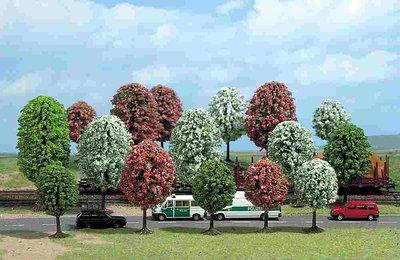 Voorjaars bomen klein