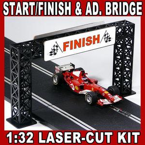 Start & Finish Bridge