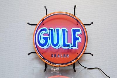 Neon Gulf Decoratie