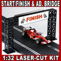 LS-301 Start & Finish Bridge