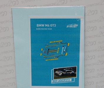 BMW M6 Team Rowe Racing