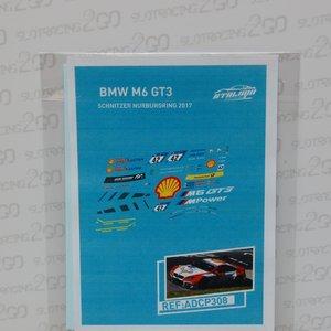 BMW M6 Nurburgring 2017